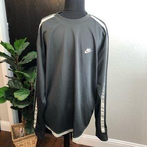 Nike Mesh Warm Up Shirt XL